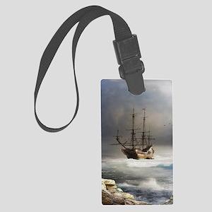 Pirate Bay Large Luggage Tag