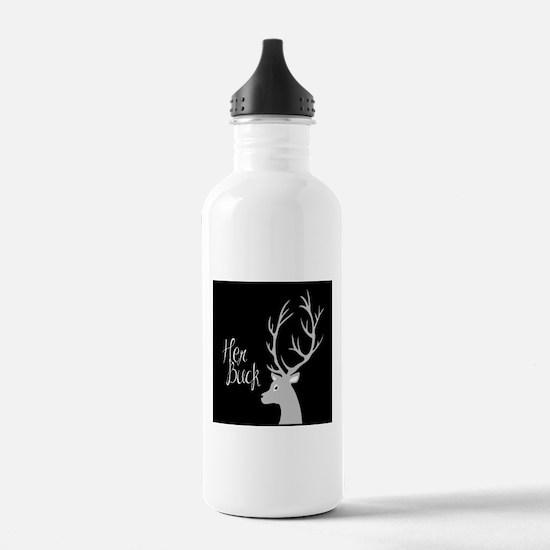 her buck Water Bottle