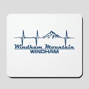 Windham Mountain - Windham - New York Mousepad