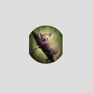 Cute Koala Bear Mini Button