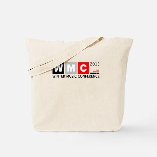 WMC 2015 Winter Music Conference Tote Bag