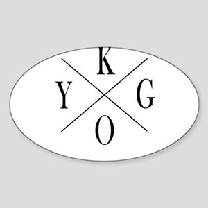 KYGO Sticker