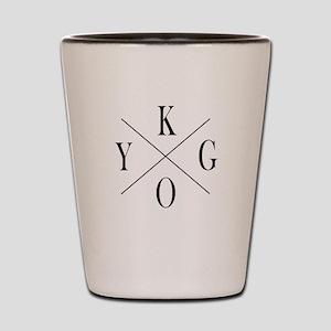 KYGO Shot Glass
