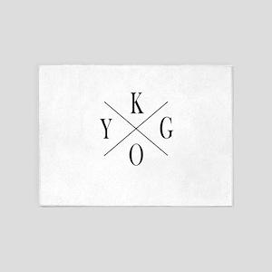 KYGO 5'x7'Area Rug