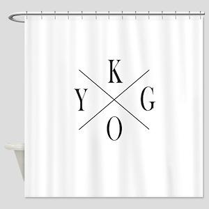 KYGO Shower Curtain
