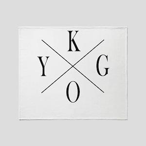 KYGO Throw Blanket