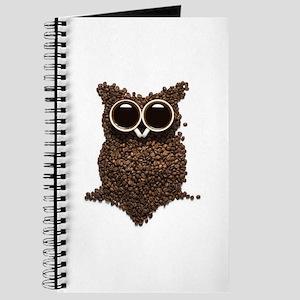 Coffee Owl Journal