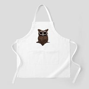 Coffee Owl Apron