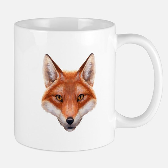 Red Fox Face Mug