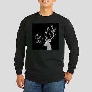 her buck Long Sleeve T-Shirt