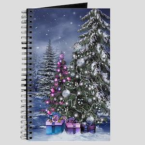 Christmas Landscape Journal