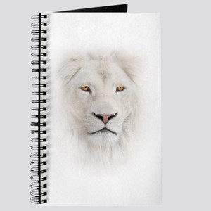 White Lion Head Journal