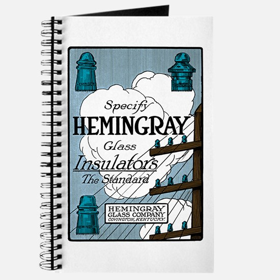 Specify Hemingray Journal