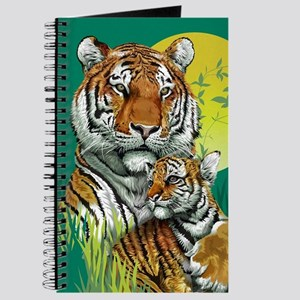 Tiger and Cub Journal