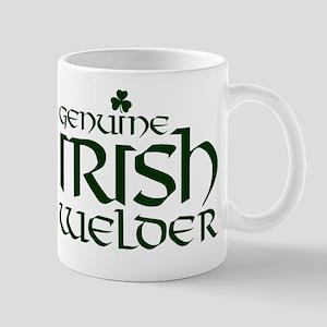 Genuine Irish Welder Mugs