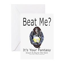 Dragon Pool Player Greeting Cards (Pk of 10)