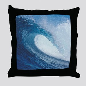 OCEAN WAVE 2 Throw Pillow