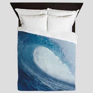 OCEAN WAVE 2 Queen Duvet