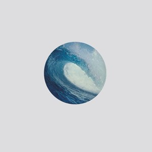 OCEAN WAVE 2 Mini Button