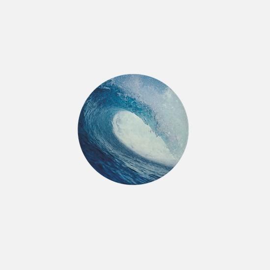 OCEAN WAVE 2 Mini Button