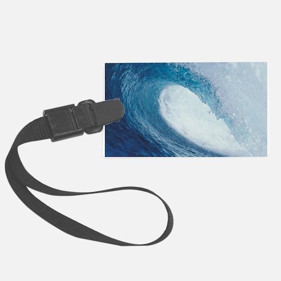 OCEAN WAVE 2 Luggage Tag
