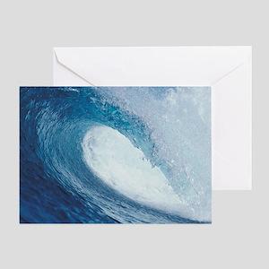 OCEAN WAVE 2 Greeting Card