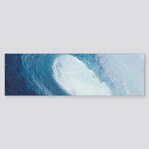 OCEAN WAVE 2 Sticker (Bumper)
