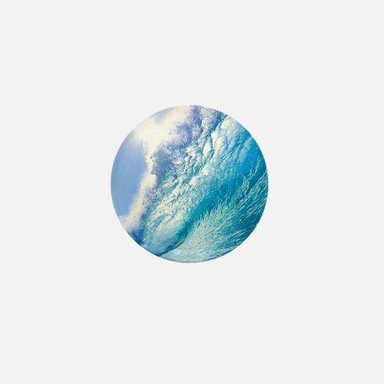 OCEAN WAVE 1 Mini Button