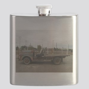 very old truck Flask