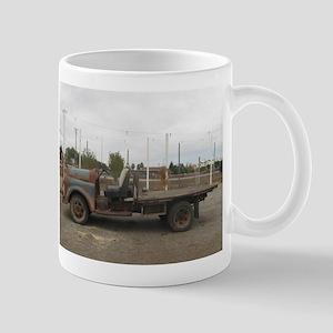 very old truck Mugs