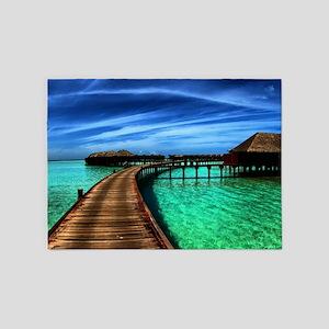 MALDIVES 2 5'x7'Area Rug