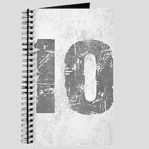 TEN LIGHT GRAY Journal
