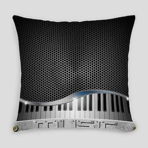 Modern Music Everyday Pillow