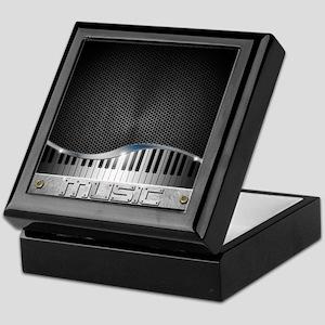 Modern Music Keepsake Box