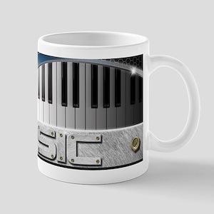 Modern Music Mug