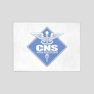 CNS (diamond) 5'x7'Area Rug