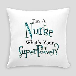 Super Nurse Everyday Pillow