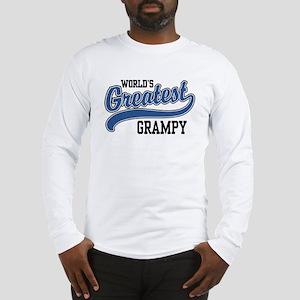 World's Greatest Grampy Long Sleeve T-Shirt