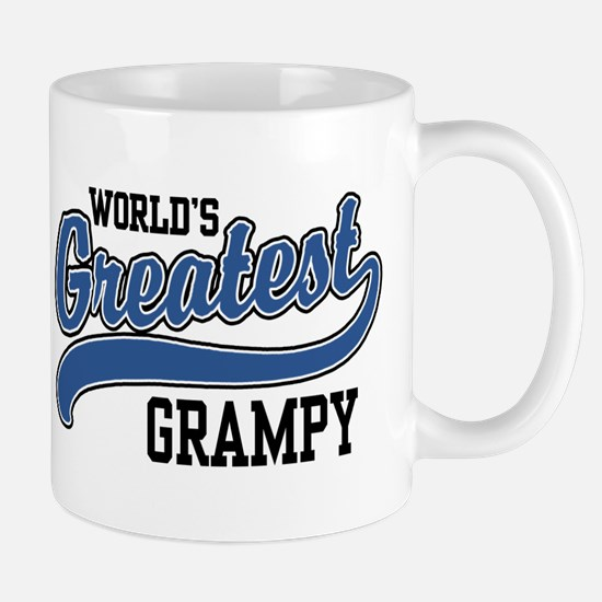 World's Greatest Grampy Mug