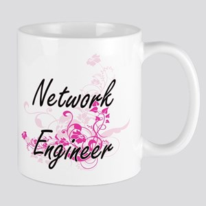 Network Engineer Artistic Job Design with Flo Mugs