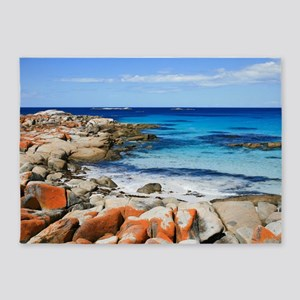 BAY OF FIRES 5'x7'Area Rug