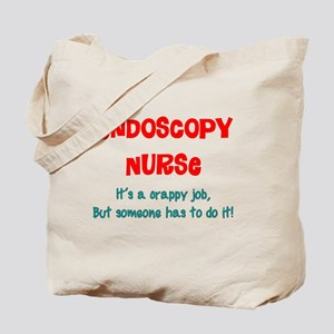 Endoscopy Nurse Humor Tote Bag