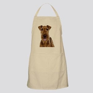 Airedale Painted Apron