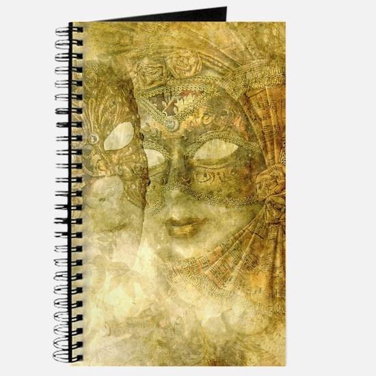 Venetian Masks Journal