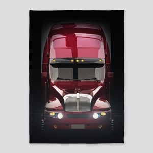 Heavy Truck 5'x7'Area Rug