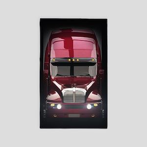 Heavy Truck Area Rug