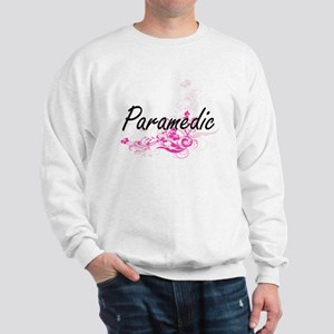 Paramedic Artistic Job Design with Flow Sweatshirt