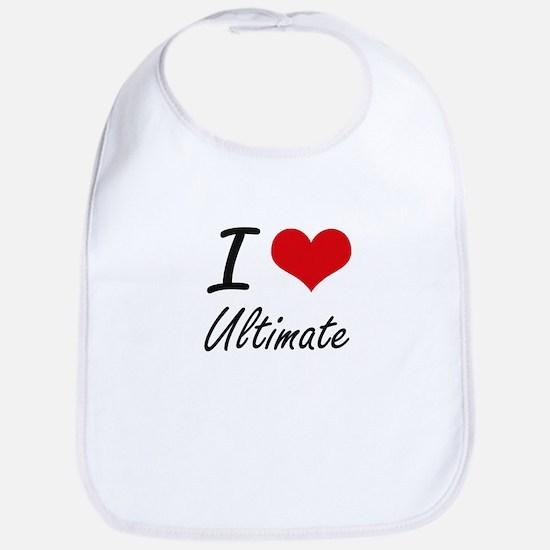 I love Ultimate Bib