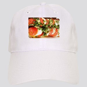tomato and mozzarella Cap