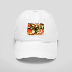 tomato and mozzarella Cap